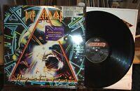 Def Leppard Hysteria 1987 Mercury 422 830 675-1 Q-1 First Pressing IN SHRINK NM