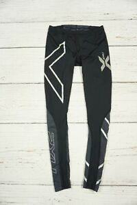 2XU Tights Compression Fitness Gym Leggings Running Bottom Women's Size M