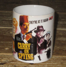 Carry on Spying Kenneth Williams Advertising MUG