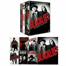 THE BLACKLIST Complete Series Season 1-7 34-Disc Set DVD