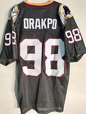 Reebok Premier NFL Jersey Washington Brian Orakpo Grey sz M