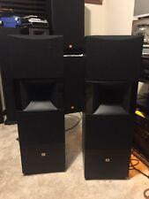 Excellent Sounding JBL SVA1800 Loudspeaker