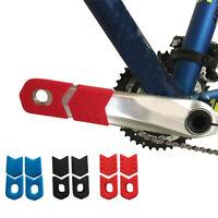 protecteur de bras de manivelle du vélo de montagne manchons de protection