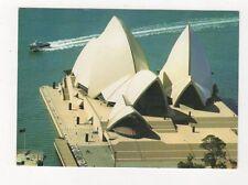 Opera House Sydney Australia 1983 Postcard 012b