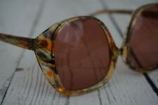 Filos Viletta Oversized Sunglasses Women's Vintage Temple 130