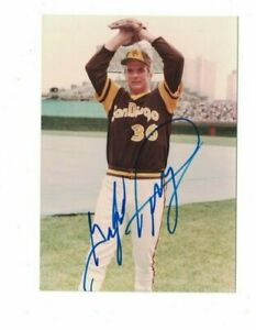 JSA COA Gaylord Perry Signed Autographed San Diego Padres Pro Style Baseball Jersey