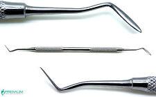 Dental Restorative Hollenback Carver 3 Amalgam Plugger Carver Instruments