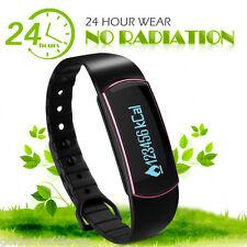 Bluetooth Smart Watch Wristband Health Bracelet Pedometer Sports Fitness Tracker