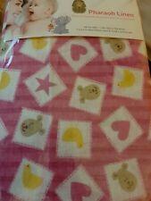 New Pharaoh Linen Brushed Cotton Cot Set