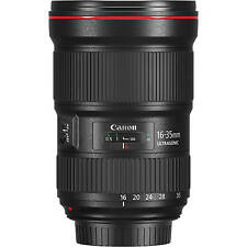 Canon EF 16-35mm F2.8l III USM Lens 0573C002 London