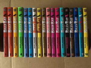Naoki URASAWA : BILLY BAT Tome 1 à 18. EDITION FRANCAISE PIKA SEINEN EO - MANGA