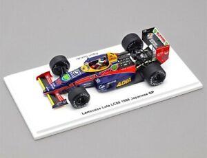 FS10 Spark 1:43 Racing on Larrouse Lola LC88 Ford Japanese GP 1988 Suzuki Aguri
