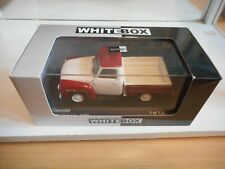 Whitebox 1958 Chevrolet 3100 Pick-up in Red/White on 1:43 in Box