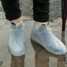 Silicone Rain Shoes Covers Reusable Waterproof Rain Boots Non-slip Washable USA