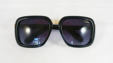 CAZAL 616 LEGENDS SUNGLASSES BLACK FRAME AND CRYSTALS WITH DARK GREY LENSES