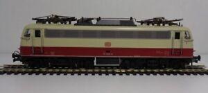 Roco H0 E-Lok BR 112 DB Ep.IV rot/beige TEE Lackierung gebraucht