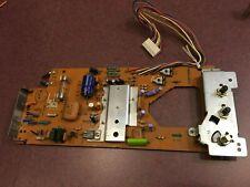 Technics SL-1700 Turntable Parts - Circuit Board (SFDP170M01)