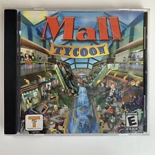 Mall Tycoon PC Video Game