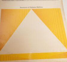 Treatment Of Diabetes Mellitus LP New Sealed Vinyl Record Postgraduate Seminars