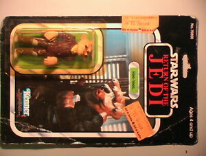Star Wars VINTAGE 1983 Ree-Yees Mint on Sealed Punched Card Kenner C-5 ROTJedi!!