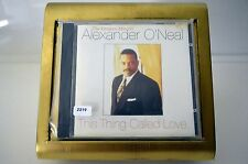 CD2219 - Alexander O'Neal - This Thing called Love - The Greatest Hits of - Soul