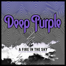Deep Purple a Fire in The Sky CD ( Released November 3rd 2017)
