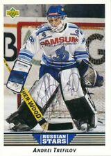 ANDREI TREFILOV Autogramm - Dynamo Moskau 1992-93