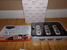 1/64 DALE EARNHARDT JR #8 BORN ON DATE 3 CAR SET 2005  ACTION NASCAR DIECAST