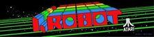 I,Robot Arcade Marquee – 26″ x 8″