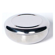 Korean Stainless Steel Rice Bowl with Lid Rice Dish Sanitary Kitchenware