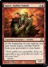 MAGIC SQUEE, GOBLIN NABOB - SQUEE, NABABBO GOBLIN (10th EDITION BASE SET)