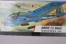AIRFIX HEINKEL 111 1/72 (357) SEALED