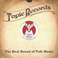 V.A.-TOPIC RECORDS: THE REAL SOUND OF FOLK MUSIC-JAPA From japan