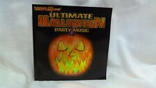 Drew's Famous Ultimate Halloween Party Music CD By Turn Up The music 2006 cd4216