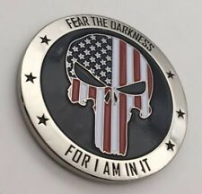 SDVT-2 Coin with American Flag Punisher