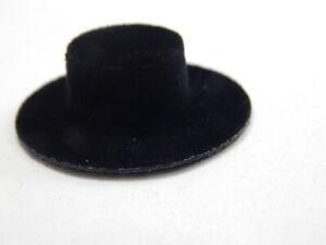 Heidi Ott  Dollhouse Miniature 1:12 Scale Kid's Hat  #XZ779 Black