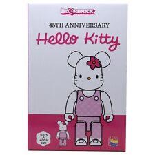 Medicom Be@Rbrick Hello Kitty Generation 90s 100% 400% Bearbrick Figure Set