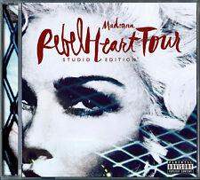 Madonna Rebel Heart Tour Studio Edition CD