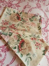 Pair Of Floral Pillowcases