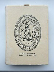 Theakstons Brewery Playing Cards