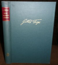 Gottlob Frege: Nachgelassene Schriften Mathematical Logic Philosophy Linguistics