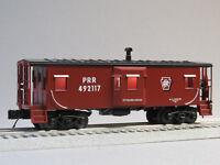 MTH RAIL KING PRR PITTSBURGH REGION CABOOSE 492117 O GAUGE train 30-4244-1-C NEW