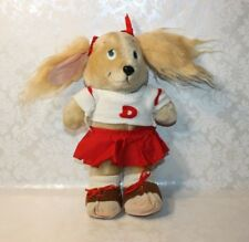 Vintage 1984 American Greetings TOMY Get Along Gang DOTTY DOG Plush
