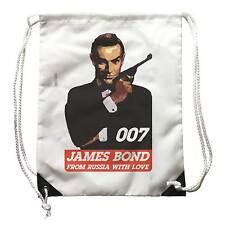Zainetto James Bond 007 From Russia with Love, Zaino Sport Artwork cinema, Film