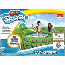 Whamo Lazy Serpent - Super Squirting Swimming Pool