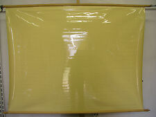School Wall Art Mural Wall Map Yellow Thick Foil building Card 167x126 Plus Wand