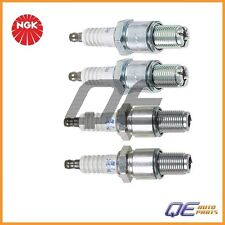 4 NGK Japan Spark Plugs RE7CL / RE9BT Leading/Trailing For: Mazda RX-8 2004-2011