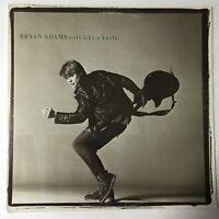 Bryan Adams Cuts Like A Knife LP VG+ 1981 A&M SP-06-4919 Lyric Inner Sleeve