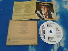 BARRY MANILOW – A Touch More Magic CD (RARE 1983 No Barcode W GERMANY) NM CD@@