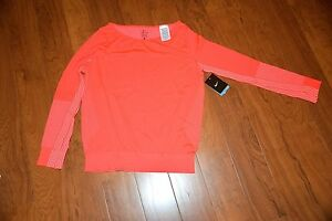 Nike Women Dri-Fit  Epic Crue fitness top 589296/603 size: large NWT